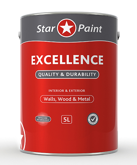Zinc Chromate Primer (PZC) - Star Paint